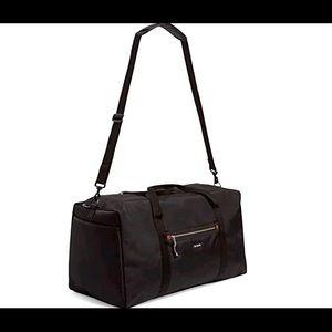 Vera Bradley Lighten Up Large Travel Duffel Bag